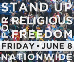 Stand Up for Religious Freedom | Nationwide | June 8, 2012