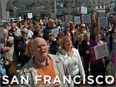 San Francisco Rally