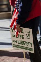 Vote for Life and Liberty
